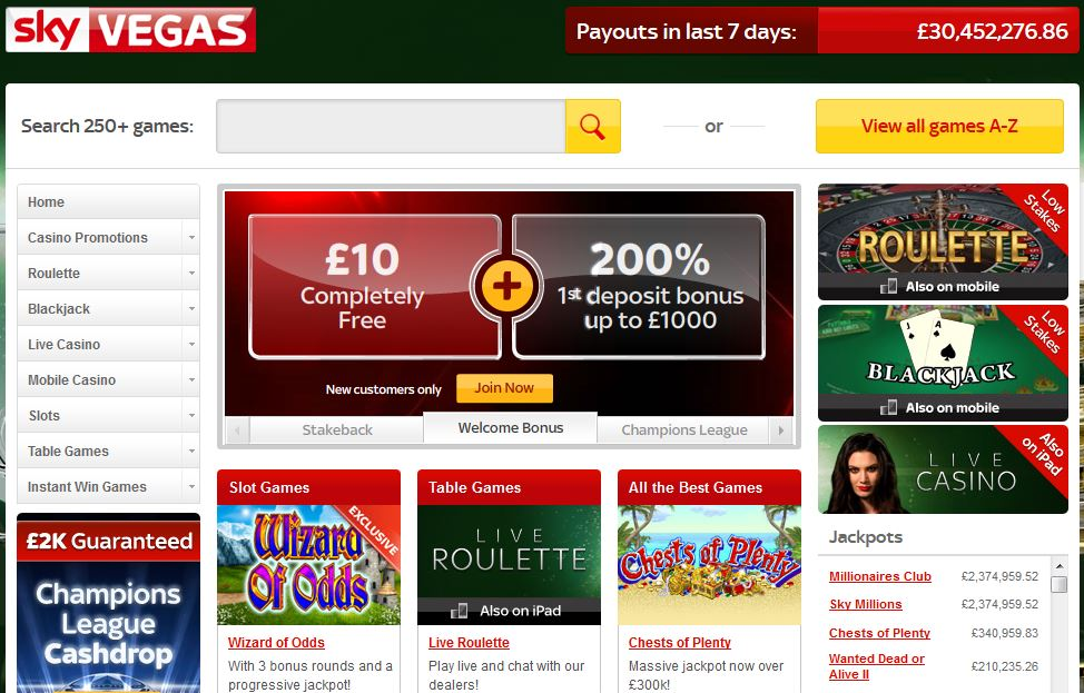 Instant Play Casino  Play Dreams Casino Games Online with